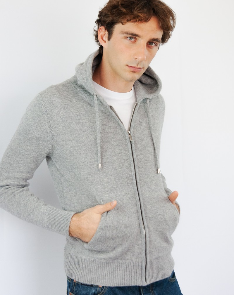 WINTER - Le Hoodie Pure Laine